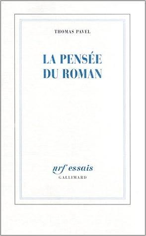 Book La Pensée du Roman