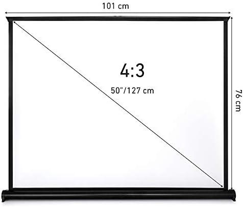 Phoenix Technologies - Pantalla de proyección Manual Portátil ...
