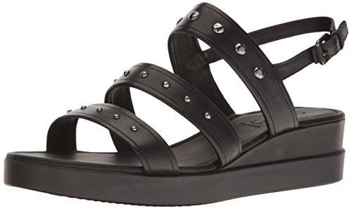 Schwarz Sandal 1001black Damen Ecco Touch Plateau W6xFIxZwH