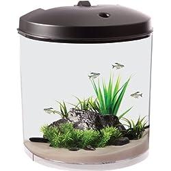 AquaTunes 3.5 Gallon Fish Aquarium Sleep Sound Machine, Pre-Recorded Natures Sound, MP3 Player and Speaker Included