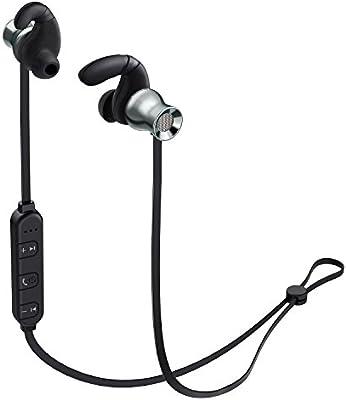 AUKEY Auriculares Bluetooth Deportivos Sonido Estéreo con ...