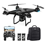 Holy Stone HS120D GPS Drone with Camera for Adults 1080p HD FPV, Quadcotper with Auto...