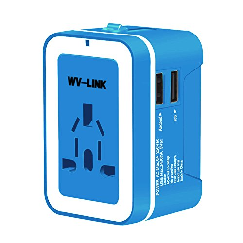WV LINK Premium Universal Adapter Charger product image
