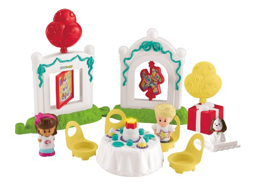 fisher price 1st birthday candles - 1