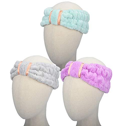 HOPESHINE Headband Washing Headbands Elastic product image