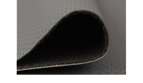 Car Interior Fabrics Nokturn - Material para tapizado de asiento de coche (piel sintética de espuma de poliuretano), color gris: Amazon.es: Hogar