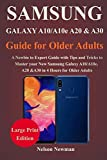 Samsung Galaxy A10/A10e, A20 & A30 Guide for