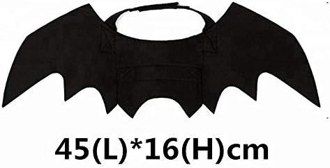 atimier Halloween Pet Bat Wings Cat Dog Bat Costume Pet Dog Bat Wings 25