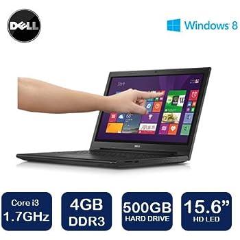 Dell Inspiron i3542-5000BK 15.6-Inch Multi-Touch Laptop 4th Generation Intel Core i3-4030U Processor 4GB DDR3, 500GB Hard Drive Integrated Graphics Windows 8.1