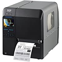 Sato WWCL20061 Series CL4NX High Performance Thermal Printer, 305 dpi Resolution, 8 ips Print Speed, Serial/Parallel/Ethernet/USB/Bluetooth Interface, 4
