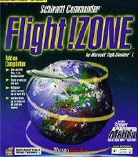 - MS Flight Simulator 5 : Schiratti Commander Flight Zone : CD Only