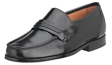 Bostonian Men's Clinton Slip-on, Black, ...