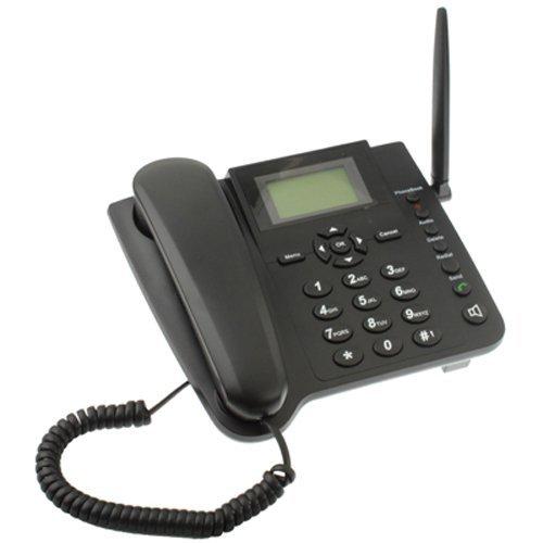 Tiangtech Wireless GSM Desktop Phone Landline Telephone