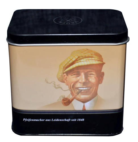 200 pcs Vauen Dr. Perl Activated Charcoal 9mm Pipe Filters in Collectible Box / 1920's Pipe Smoker Face