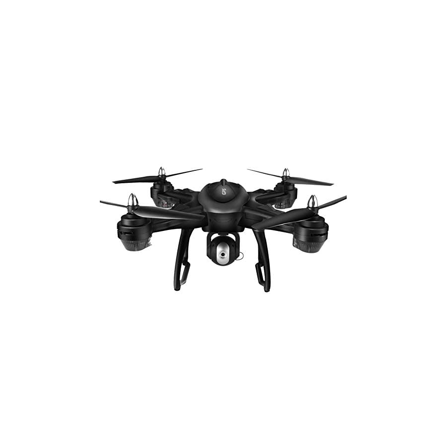 alextreme Drone, Potensic Drone with HD Camera, 1 Pcs Quadcopter RC Drone Headless Mode 2.4Ghz HD Lens WiFi Altitude Hold LED Night Light