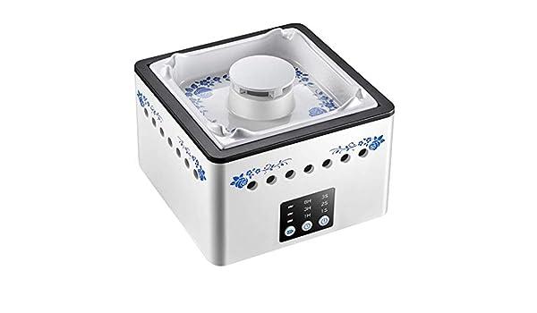 Los ceniceros de cerámica Inicio purificador de aire HEPA filtro ...