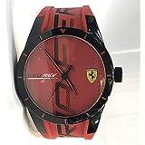 Ferrari Men's RedRev Quartz Plastic and...