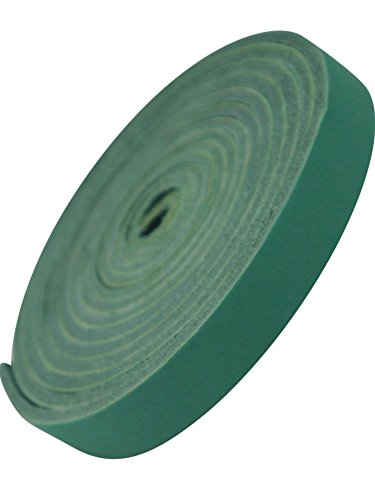 Green Leather Strap - Leather Strips (Green)