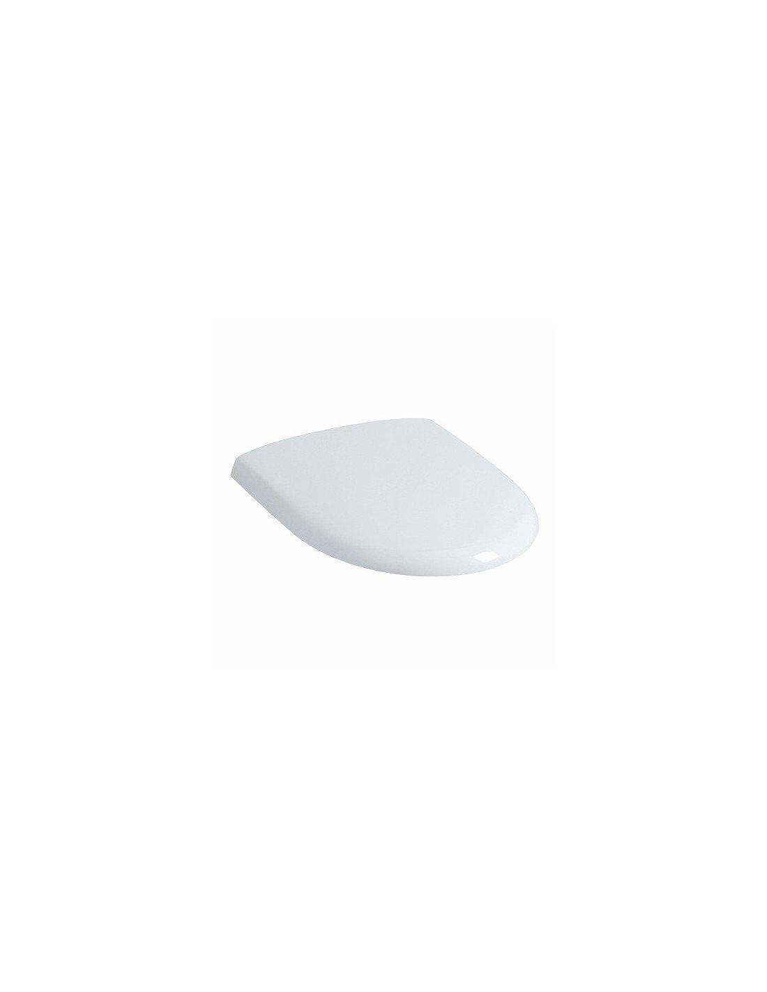 Abattant double PRIMA, pour cuvette suspendue de 54 cm, blanc Ré f 00047300000 blanc Réf 00047300000 ALLIA 2383
