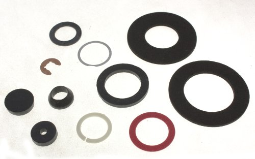 Toolzone 125Pc Tap Ring Washer Assortment: