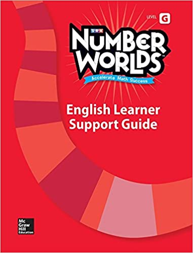 Book Number Worlds, Level G English Learner Support Guide