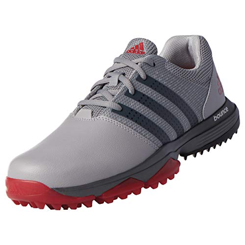 quality design 67cf0 266f3 adidas Mens 360 Traxion Golf Shoe, LIGHT ONIXCORE BLACKSCARLET, 9 M US