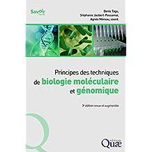 Principes des Tech. de Biologie Moléculaire et Génomique 3e Éd.
