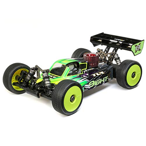 - Team Losi 1/8 8IGHT-X 4WD Nitro Buggy Race Kit