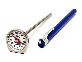 Rubbermaid Commercial Pocket Food Thermometer, FGTHP220DS