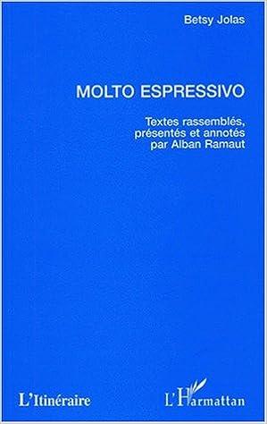 Lire en ligne Molto espressivo pdf