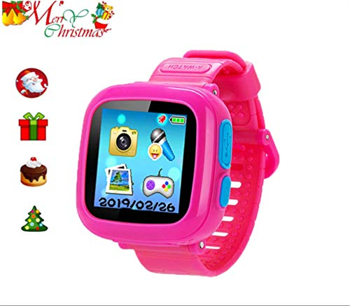 ZOPPRI Kids Game Watch Smart Watch for Kids Children's Birthday Gift with 1.5