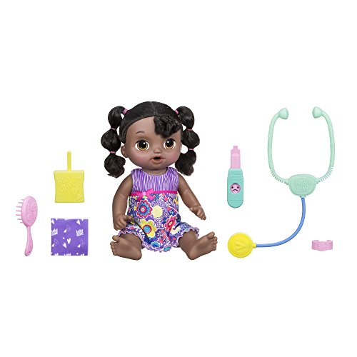Search : Baby Alive Sweet Tears Baby (African American)