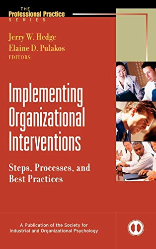 Implementing Organizational Interventions: Steps,...