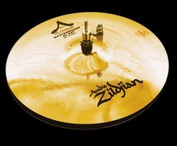 Zildjian / A.Custom Master Sound Hi-Hats 13インチ Top + Bottom ジルジャン シンバル   B00DR6DL14