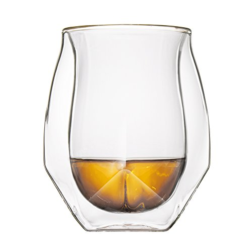 Blown Glass Vessels - Norlan Whisky Glass, Set of 2