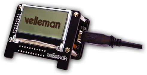B00EAZ5UCY VELLEMAN K8101 USB MESSAGE BOARD KIT 41GVYwtdDcL.