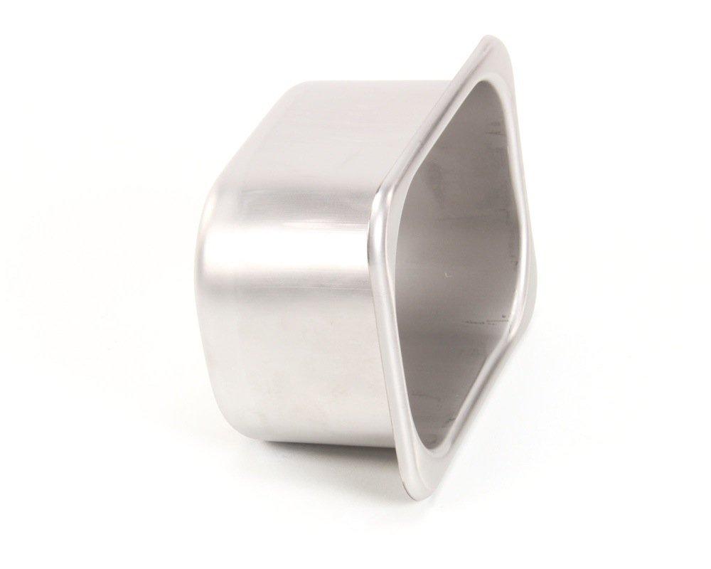 Perlick C27291 5/8-Quart Stainless Steel Pan