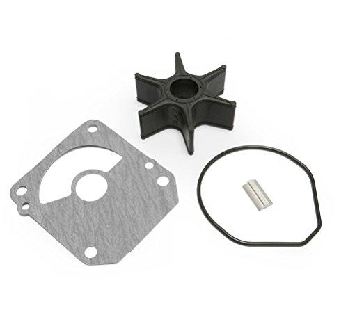 Full Power Plus Water Pump Repair Kit for Honda Sierra 18-3283 06192-ZW1-000 75/90/115/130 hp Outboard Motor Engine ()