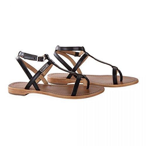 Par Da Sandals Womens Belarbi M Belarbi Donna Fashion Les Black Nero Hilan Les Moda M Par Tropéziennes Tropeziennes Sandali Hilan gxqZWwXRA