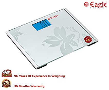 Eagle Electronic Personal Weighing Scale (EEP1003A): Amazon.in: Home ...