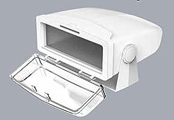 Dual Electronics Mh200 Transparent Marine Waterproof Radio Housing Unit Single Din 2