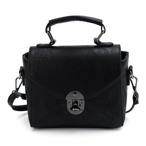 Bag Women Numkuda Bag Crossbody Shoulder Hobo Chain Black Bag Handbag x7xw14qv