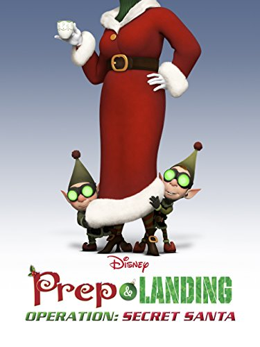 DVD : Prep & Landing: Operation Secret Santa