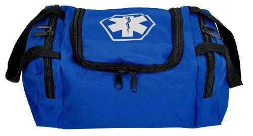 Dixie EMS Dixigear Empty First Responder II Bag, Blue ()