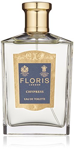 Floris London Chypress Eau de Toilette Spray, 3.4 Fl Oz