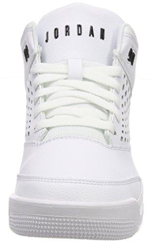 Nike Jordan Flight Opprinnelse 4 Bg - 921201100 Hvit