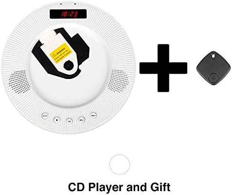 DVDドライブ 壁には、CDプレーヤーサラウンドサウンドDVD FMラジオのBluetooth USBのMP3ディスクのポータブル音楽プレーヤーをマウント YYFJP