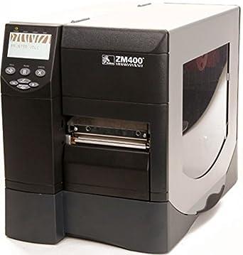 Amazon.com: Zebra ZM400 impresora industrial térmica ...