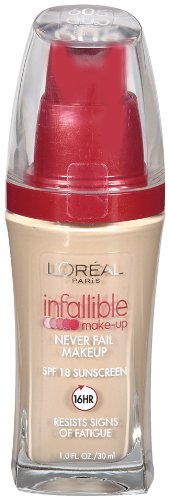 LOreal Paris Infallible Advanced Makeup