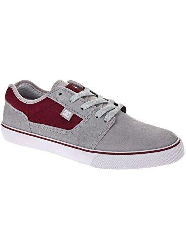 Dcs Tonik S - Zapatillas para mujer Grey/Dark Red